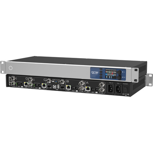RME MADI-RT 12-Channel Digital Patch Bay Router and Format Converter (1RU)