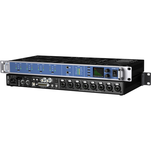 RME OctaMic XTC 8-Channel Digital Mic Preamp and USB 2.0 Interface