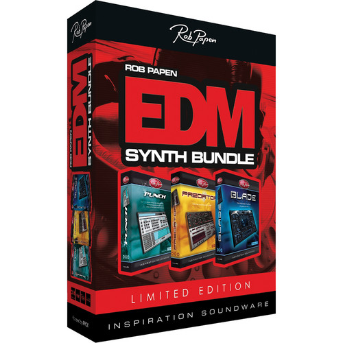 Rob Papen EDM Synth Bundle (Limited Edition)