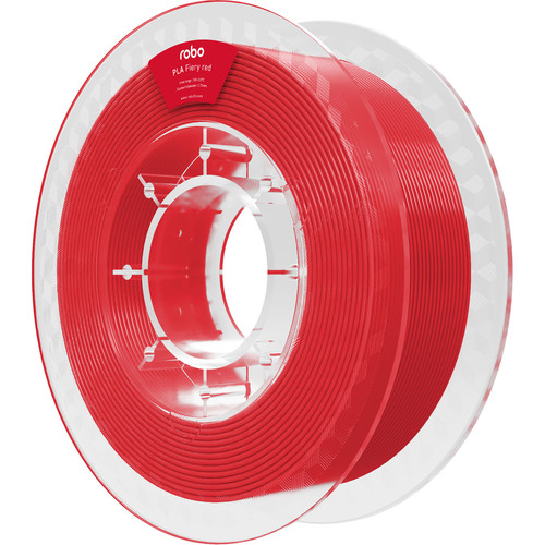 ROBO 3D 1.75mm PLA Filament (500g, Fiery Red)