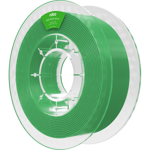 ROBO 3D PLA 1.75mm Filament/500G (Apple Green)