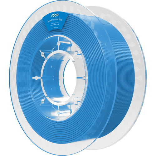 ROBO 3D 1.75mm PLA Filament (500g, Dynamic Blue)
