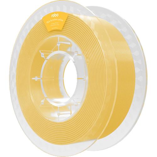 ROBO 3D 1.75mm PLA Filament (500g, Sunshine Yellow)