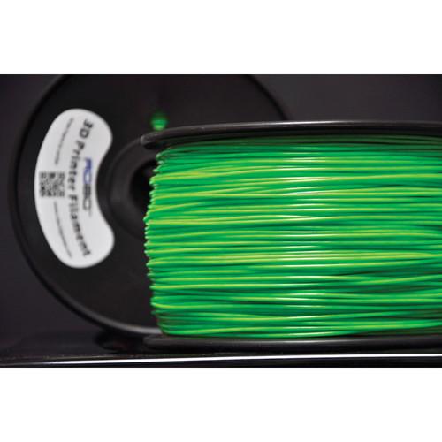 ROBO 3D 1.75mm ABS Filament (1kg, Green)