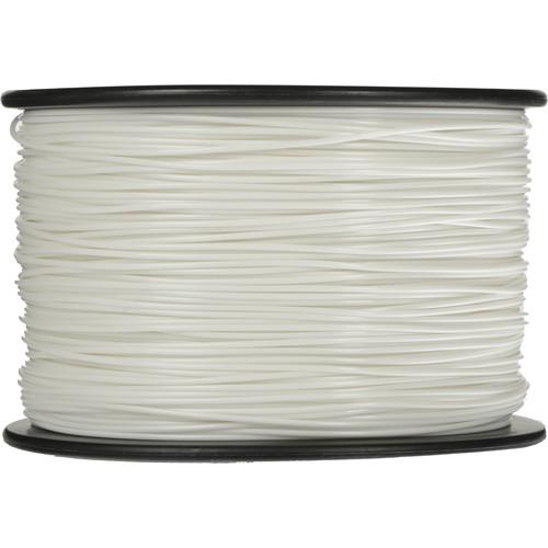 ROBO 3D 1.75mm ABS Filament (1 kg, Arctic White)