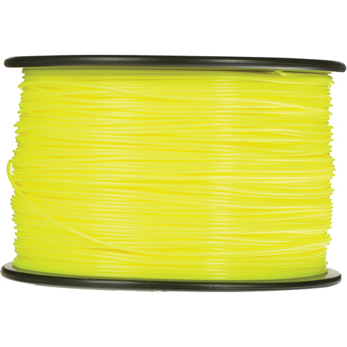 ROBO 3D 1.75mm ABS Filament (1 kg, Thunderglow Yellow)