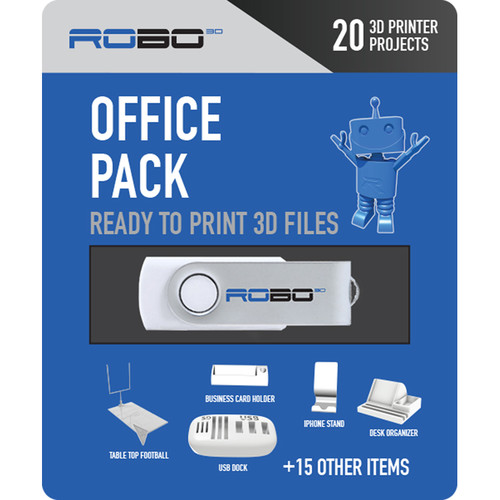 ROBO 3D Certified Print Pack (Office)