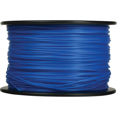 ROBO 3D 1.75mm PLA Filament (1 kg, Galvanized Blue)