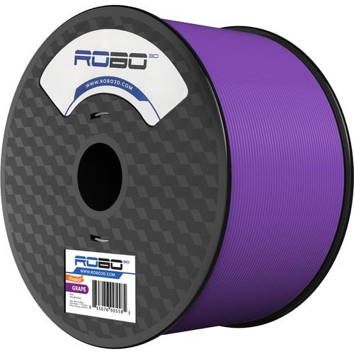 ROBO 3D 1.75mm PLA Filament (1kg, Grape, Scented)