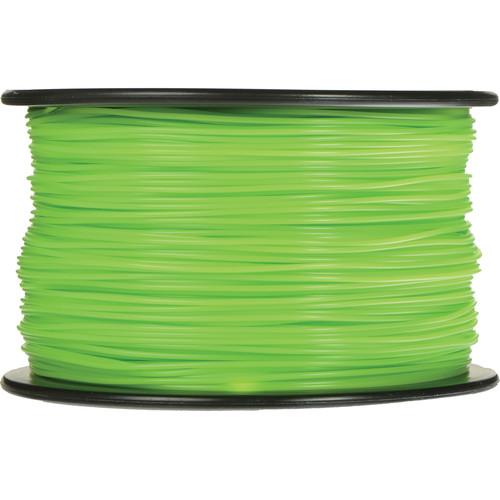 ROBO 3D 1.75mm PLA Filament (1 kg, Gamma Green)