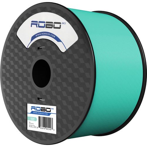 ROBO 3D 1.75mm PLA Filament (1kg, Marine Green)