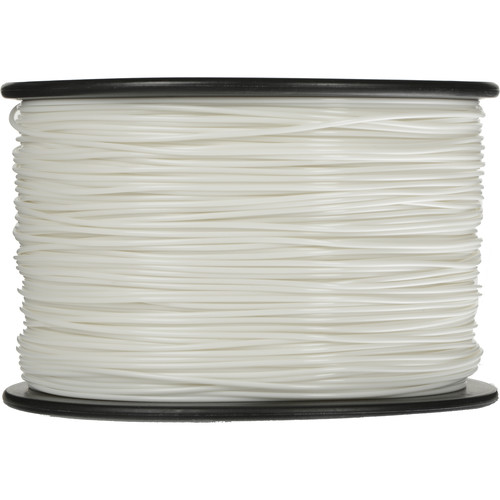 ROBO 3D 1.75mm PLA Filament (1 kg, Arctic White)
