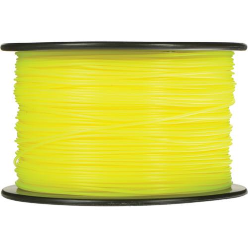 ROBO 3D 1.75mm PLA Filament (1kg, Thunderglow Yellow)