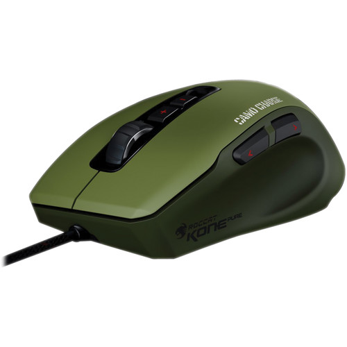 ROCCAT Kone Pure Military Core Performance Gaming Mouse (Camo Charge)
