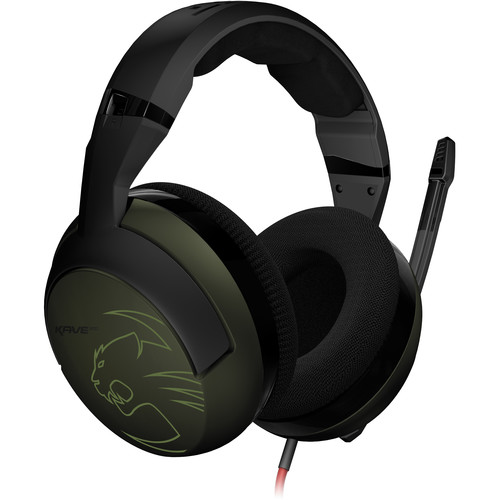 ROCCAT Kave XTD Wired Headset (Camo Charge)