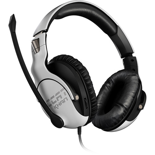 ROCCAT Khan Pro Gaming Headset (White)