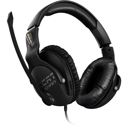 ROCCAT Khan Pro Gaming Headset (Black)