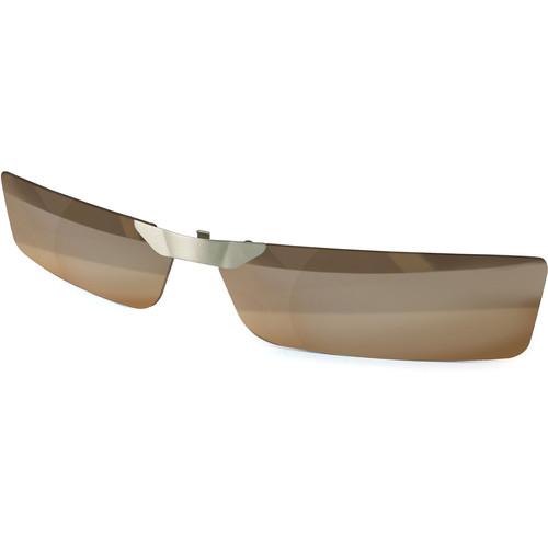 Rochester Optical Sun Shield for Epson Moverio BT-300 (Gold)