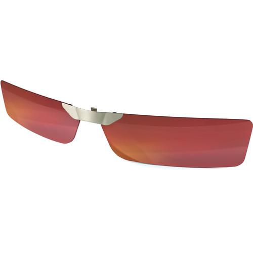 Rochester Optical Sun Shield for Epson Moverio BT-300 (Dark Red)