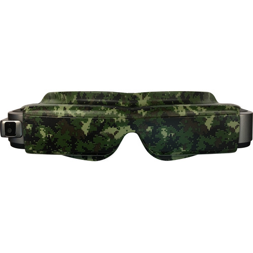 Rochester Optical Solitaire Ace 2.0 for Epson BT-300 Moverio AR Glasses (Green Camo)