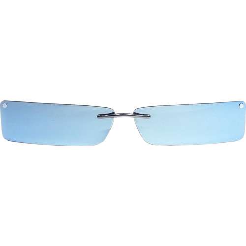 Rochester Optical Solitaire Ace Sun Shield (Ice Blue)