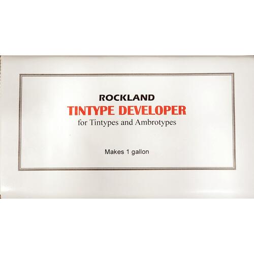 Rockland TDK Tintype Developer (To Make 1 Gallon)