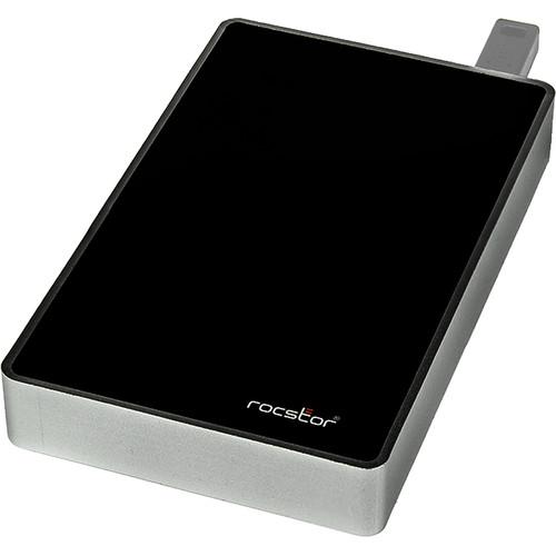 Rocstor Rocsecure  EX31H 1TB 5400 RPM  USB 3.0/USB 3.1 Portable Drive With (3) HMAC Keys