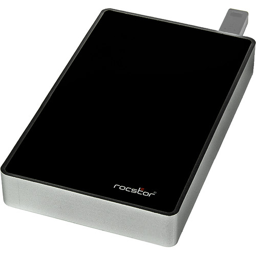 Rocstor 1TB Rocsecure EX31hd USB 3.1 Encrypted Portable SSD