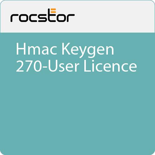 Rocstor Hmac Keygen 270-User Licence