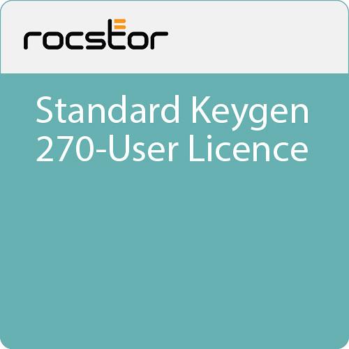 Rocstor Standard Keygen 270-User Licence