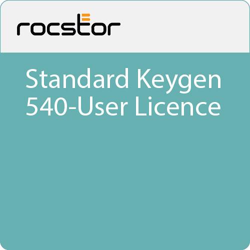 Rocstor Standard Keygen 540-User Licence