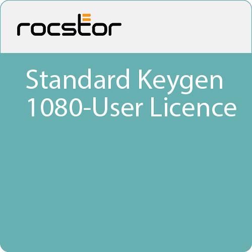 Rocstor Standard Keygen 1080-User Licence