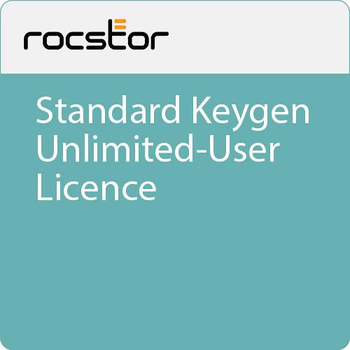Rocstor Standard Keygen Unlimited-User Licence