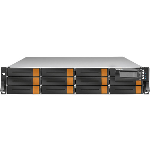 Rocstor 72TB Enteroc N1822 12-Bay NAS Server