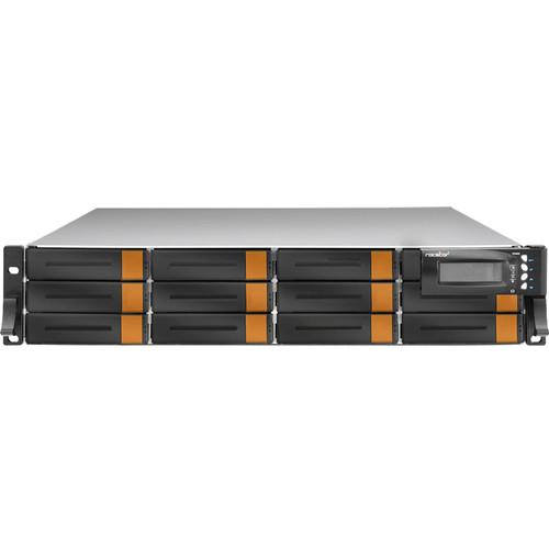 Rocstor Enteroc N1822 12-Bay NAS Xeon Quad Core Enclosure (2 RU)