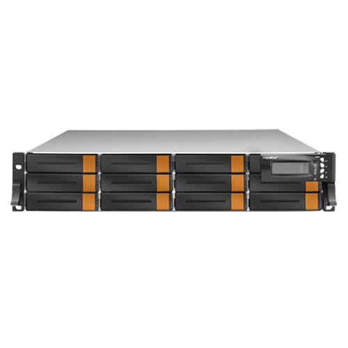 Rocstor 96TB Enteroc F1620 12-Bay Dual Controller 16Gb Fibre SAN Storage System