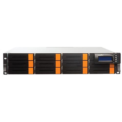 Rocstor Enteroc F1620 12-Bay Dual Controller 16Gb Fibre Storage System Enclosure
