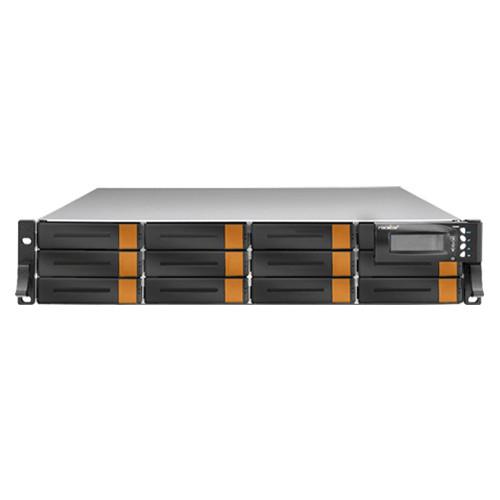Rocstor 96TB Enteroc F1620 12-Bay Single Controller 16Gb Fibre SAN Storage System