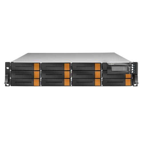 Rocstor Enteroc S620 96TB SAS Single Controller RAID Storage System