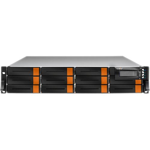 Rocstor Enteroc N1820 NAS 6GB SAS to Dual 10GB Ethernet NAS RAID Storage (2 RU)