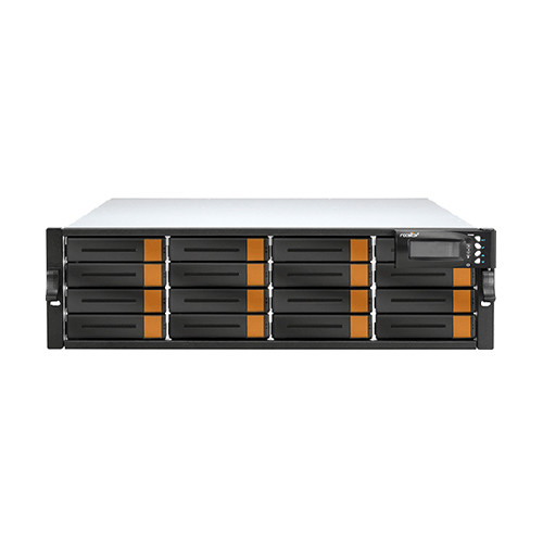 Rocstor Enteroc iS1030 160TB 16-Bay Dual-Controller iSCSI/SAS RAID Array