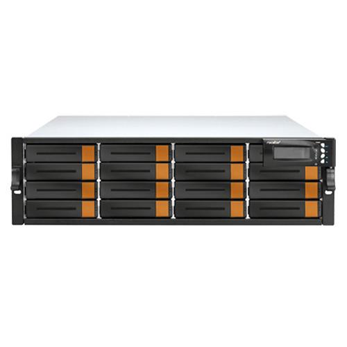 Rocstor 128TB Enteroc F1630 16-Bay Dual Controller 16Gb Fibre SAN Storage System