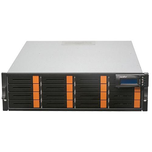 Rocstor 64TB Enteroc S630 SAS Single Controller RAID Storage System