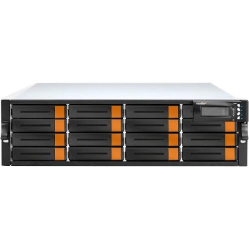 Rocstor Enteroc N1830 SAS 6GB to Dual 10GB Ethernet NAS RAID Storage (3 RU)