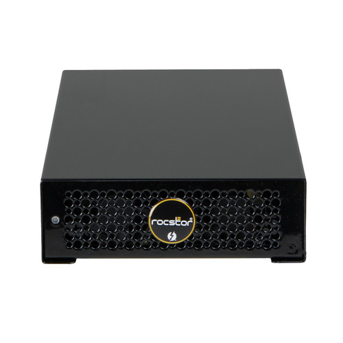 Rocstor Thunderstor XR1 Desktop Thunderbolt 2 to Single PCIe Expansion Chassis