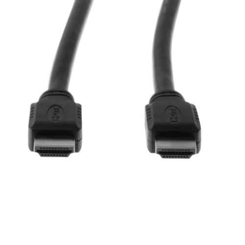 Rocstor High-Speed HDMI Male Cable with Ethernet (12')
