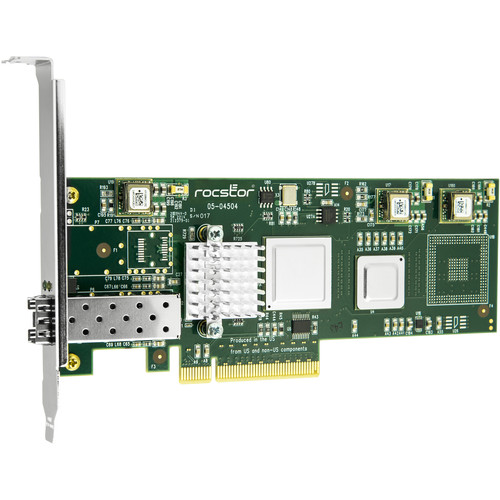 Rocstor Roclink NS11 Single-Port Mac, Windows & Linux Ethernet Card (10GbE)