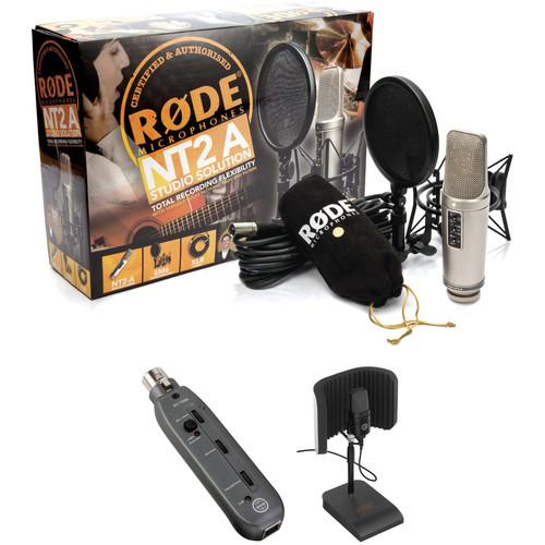 Rode NT2-A Desktop Recording Kit