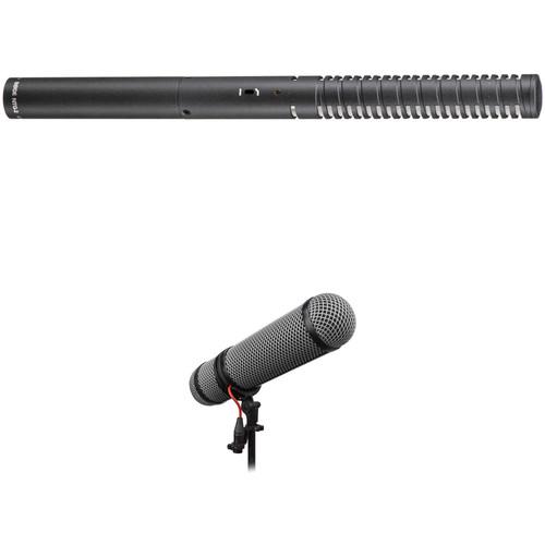 Rode NTG2 Shotgun Microphone Kit with Rycote Super-Blimp