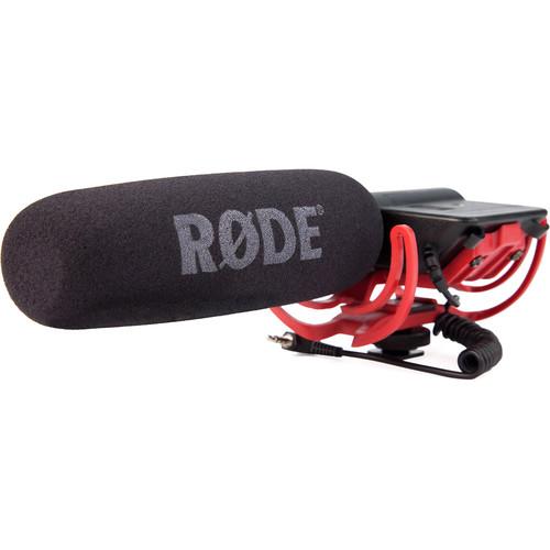 Rode VideoMic & Micro Boompole Kit with Custom Windbuster